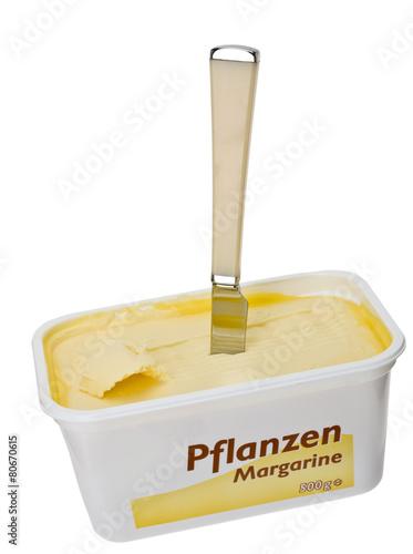 Pflanzenmargarine - 80670615