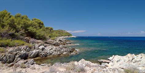 côte ouest de Corse