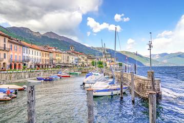 Canobbio am Lago Maggiore