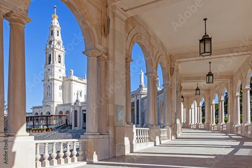 Zdjęcia na płótnie, fototapety, obrazy : Sanctuary of Fatima. Basilica of Our Lady of the Rosary