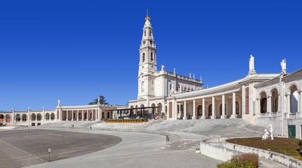 Sanctuary of Fatima. Basilica of Nossa Senhora do Rosario