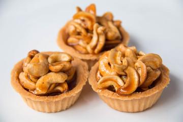 mini Tart cashewnut