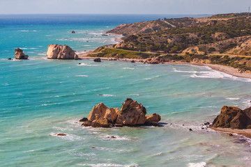 aphrodite birthplace cyprus