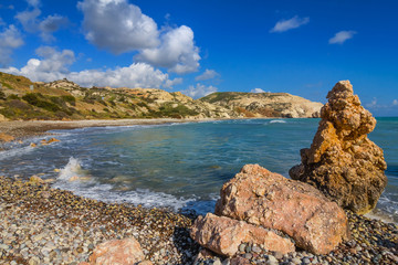 aphrodite birthplace, cyprus