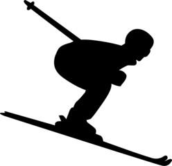 Ski Run Men