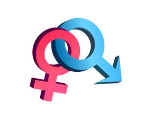 Sex symbols connected
