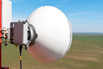 Антенны базовой станции сотовой связи