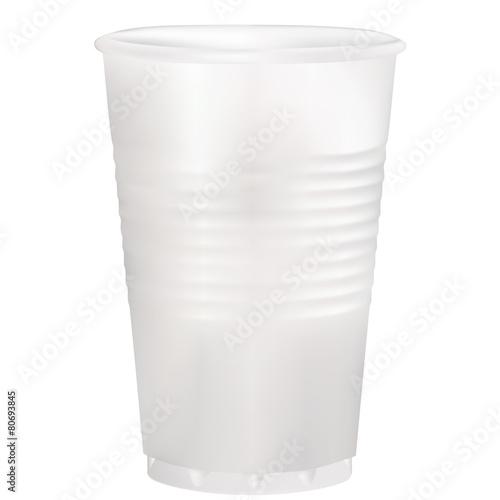 Plastic cup - 80693845