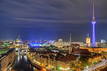 Berlin von oben