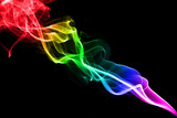 Colorful smoke - 80697082