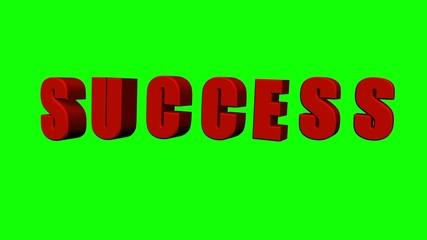 Success Dance (Green Screen)