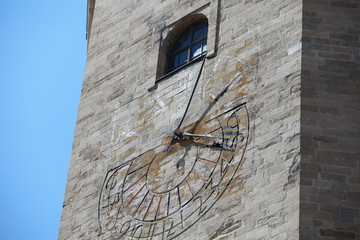 time on the sundial