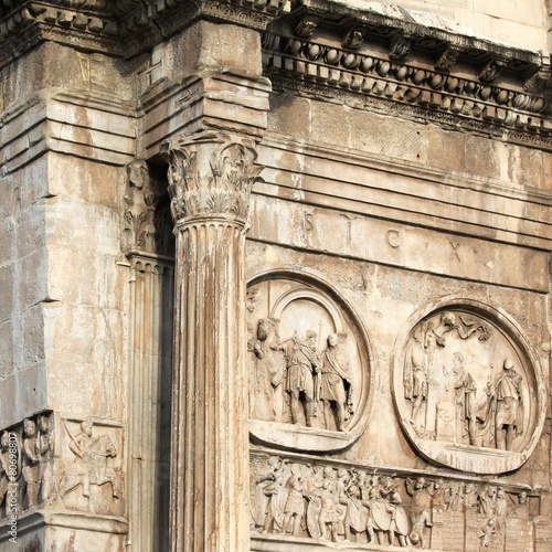 Arch of Constantine © Profotokris