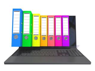 Folders in PC