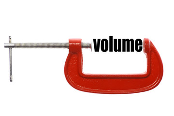 Compress volume