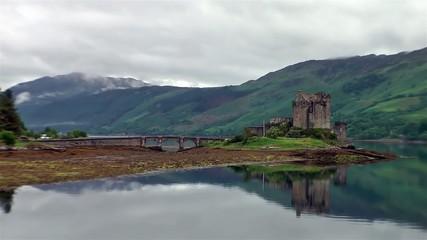 Eilean Donan Castle - Dornie - Scotland