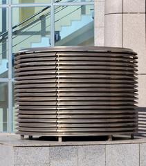 Ventilation equipment