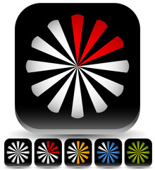 Preloader, buffer symbols/icons, progress indicators