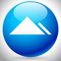 Mountain Peek Icon