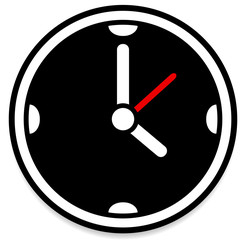 Clock Face Symbol