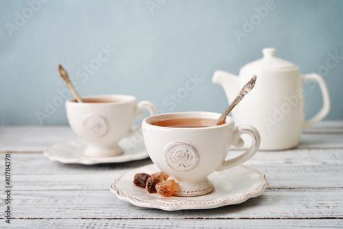 Zdjęcia na płótnie, fototapety, obrazy : Cup of tea