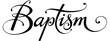 Baptism - 80706481