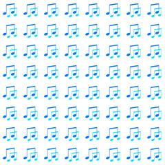 音符の背景