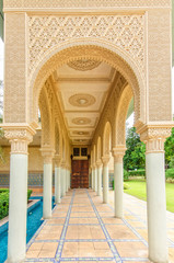 Moroccan Architecture in Putrajaya Malaysia