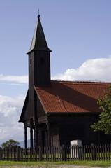 velika gorica, authentic turopolje chapel