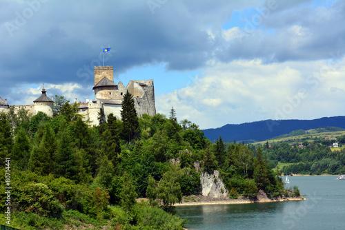 Zamek Niedzica - 80714441