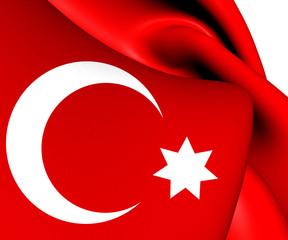 Flag of Ottoman Egypt (1793-1844)