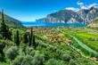 Beautiful sunny day on Lake Garda,Torbole.Italy,Europe - 80721826