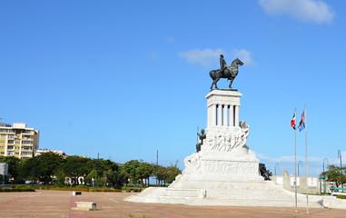 Statue of General Maximo Gomez