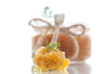 Pike caviar