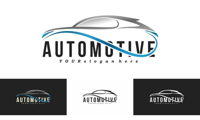 Automotive Vector Logo