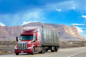 US-Truck in Utah