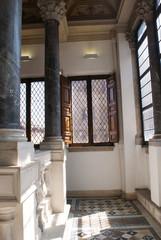 Finestra, finestra museo, vetrata