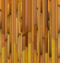 abstract orange brown backdrop fragmented sliced