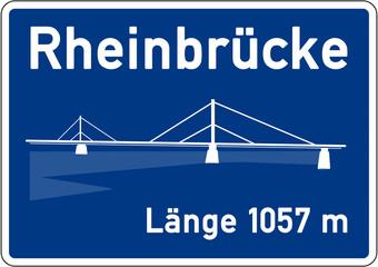 as3 AutobahnSchild - Tafel - Leverkusen Köln Merkenich - g3478