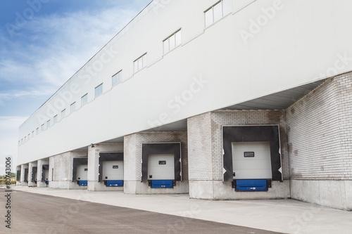 warehouse ramp - 80743006