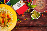 Background: Tacos, Margaritas and Lots of Fun!
