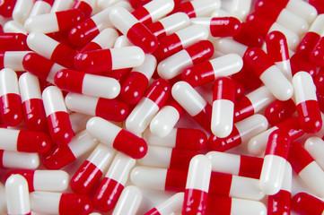 Rot Weiße Tabletten