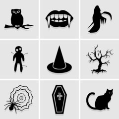 halloween icon great for any use. Vector EPS10.