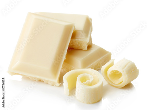 Papiers peints Nourriture White chocolate