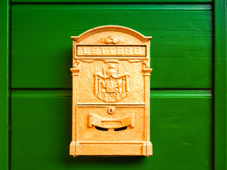 old letter box - mail box - post box (6)