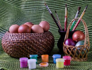 подготовка к празднику Пасха