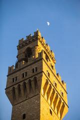 Firenze,Torre di Arnolfo, Palazzo Vecchio