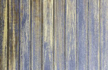 Wood faded blue