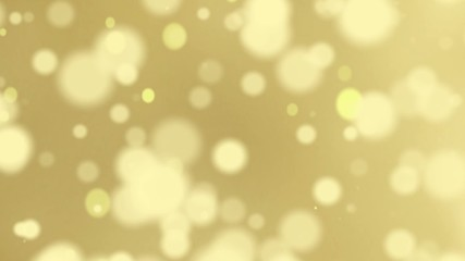 Christmas golden background with bokeh gold holiday xmas