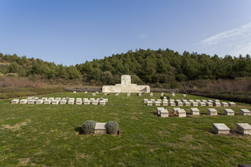 Anzac Memorial at Gallipoli, their name liveth for evermore